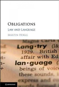Obligations: Law and Language (Hardcover)