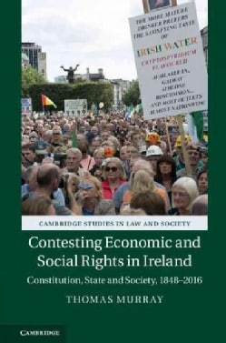 Contesting Economic and Social Rights in Ireland: Constitution, State and Society, 1848–2016 (Hardcover)
