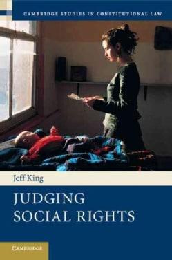 Judging Social Rights (Paperback)