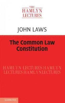 The Common Law Constitution (Paperback)