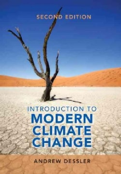 Introduction to Modern Climate Change (Paperback)