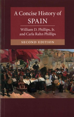 A Concise History of Spain (Paperback)