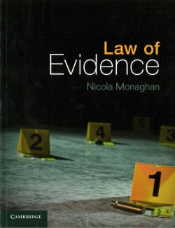 Law of Evidence (Paperback)