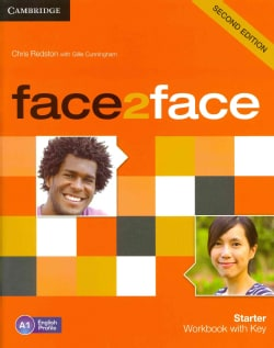 Face2face Starter With Key (Paperback)