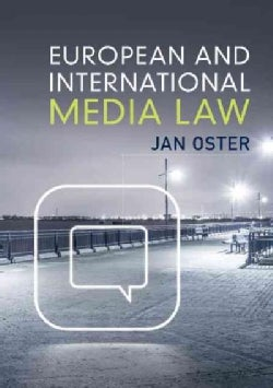 European and International Media Law (Paperback)