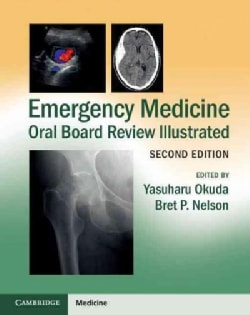 Emergency Medicine Oral Board Review Illustrated (Paperback)