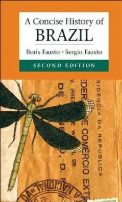 A Concise History of Brazil (Paperback)