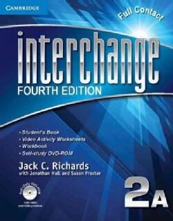 Interchange Level 2 Full Contact A + Self-Study CD-ROM
