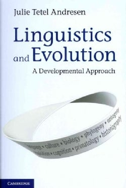 Linguistics and Evolution: A Developmental Approach (Paperback)