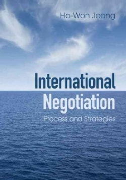 International Negotiation: Process and Strategies (Paperback)