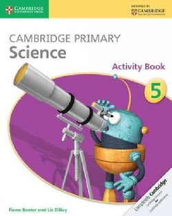 Cambridge Primary Science Stage 5 Activity Book (Paperback)