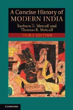 A Concise History of Modern India (Paperback)