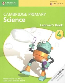 Cambridge Primary Science 4 Learner's Book (Paperback)