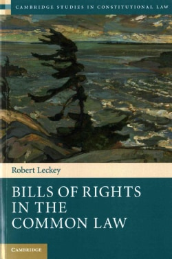 Bills of Rights in the Common Law (Paperback)