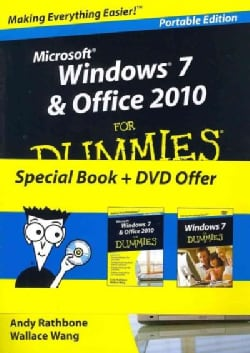 Microsoft Windows 7 & Office 2010 for Dummies: Portable Edition