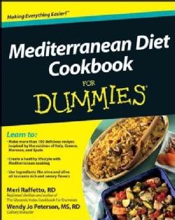 The Mediterranean Diet Cookbook for Dummies (Paperback)
