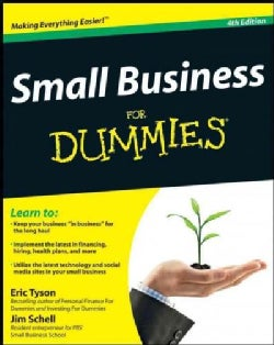 Small Business for Dummies (Paperback)