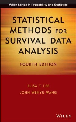 Statistical Methods for Survival Data Analysis (Hardcover)