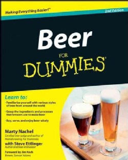 Beer For Dummies (Paperback)
