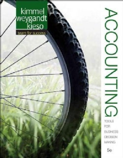 Accounting: Tools for Business Decision Making (Hardcover)
