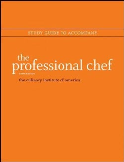 The Professional Chef (Paperback)