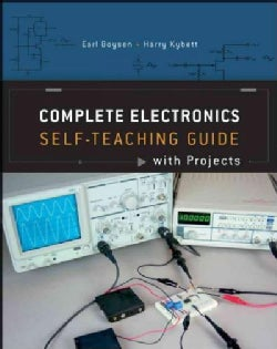 Complete Electronics Self-Teaching Guide with Projects (Paperback)