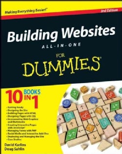 Building Websites All-in-One for Dummies (Paperback)