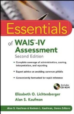 Essentials of WAIS-IV Assessment