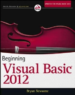 Beginning Visual Basic 2012 (Paperback)