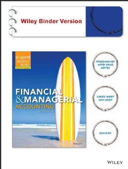 Financial & Managerial Accounting (Other book format)