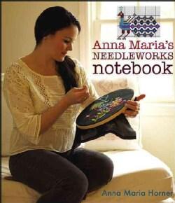 Anna Maria's Needleworks Notebook (Paperback)