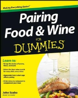 Pairing Food & Wine for Dummies (Paperback)