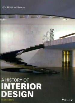 A History of Interior Design (Hardcover)