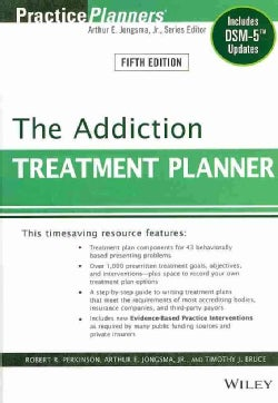 The Addiction Treatment Planner (Paperback)
