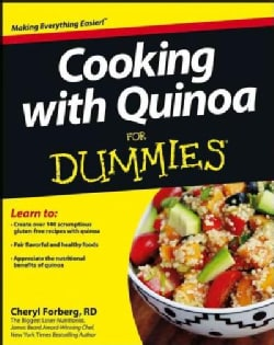 Cooking with Quinoa for Dummies (Paperback)