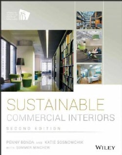 Sustainable Commercial Interiors (Hardcover)