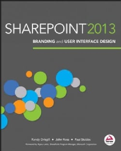 SharePoint 2013 Branding and User Interface Design (Paperback)