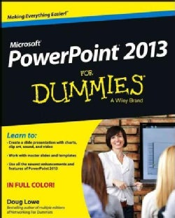 PowerPoint 2013 for Dummies (Paperback)