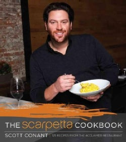 The Scarpetta Cookbook (Hardcover)