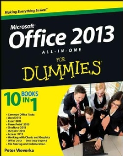 Office 2013 All-In-One for Dummies (Paperback)
