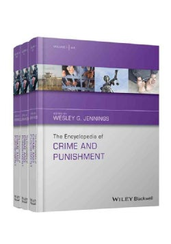 The Encyclopedia of Crime and Punishment (Hardcover)
