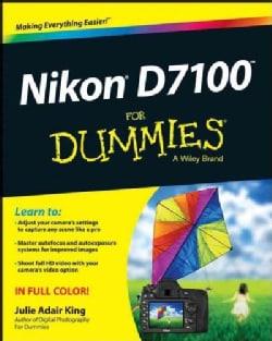Nikon D7100 for Dummies (Paperback)