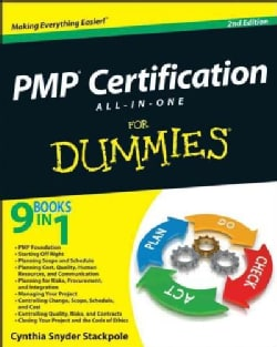 PMP Certification All-in-One for Dummies (Paperback)