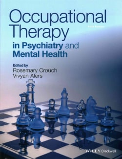 Occupational Therapy in Psychiatry and Mental Health (Paperback)