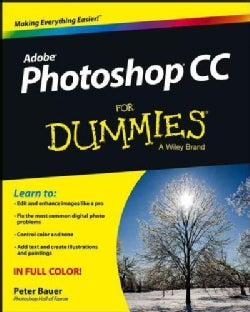 Photoshop CC for Dummies (Paperback)