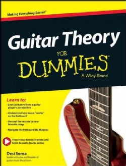 Guitar Theory for Dummies (Paperback)