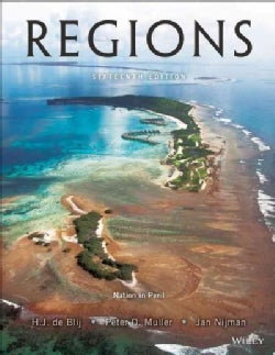 Geography: Realms, Regions, and Concepts (Hardcover)