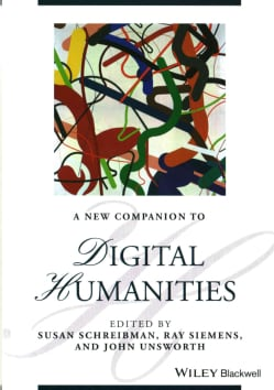A New Companion to Digital Humanities (Paperback)