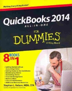 Quickbooks 2014 All-in-One for Dummies (Paperback)