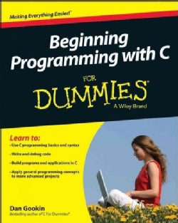 Beginning Programming with C for Dummies (Paperback)
